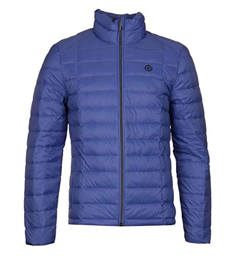 Henri Lloyd Men's Cabus Lw Down Jacket L Blue