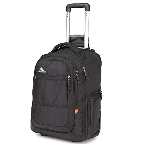 High Sierra Rev Wheeled Laptop Backpack