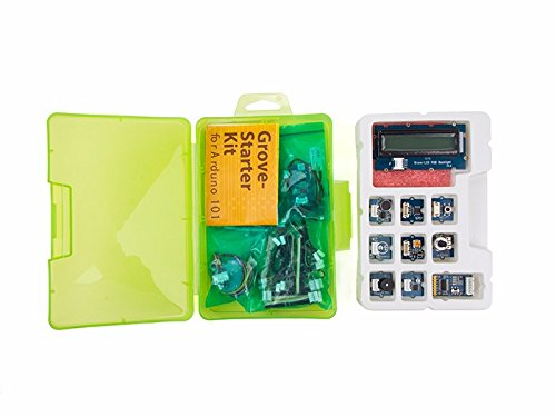 Seeedstudio Grove Starter kit for Arduino&Genuino 101