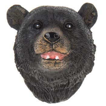 (Bear Head Knob Theme Hardware Pull Decoration For Door Draws and Drawers)