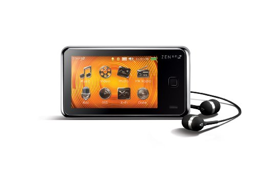 Creative Labs Zen X-Fi 2 16 GB MP3 and Video Player with
