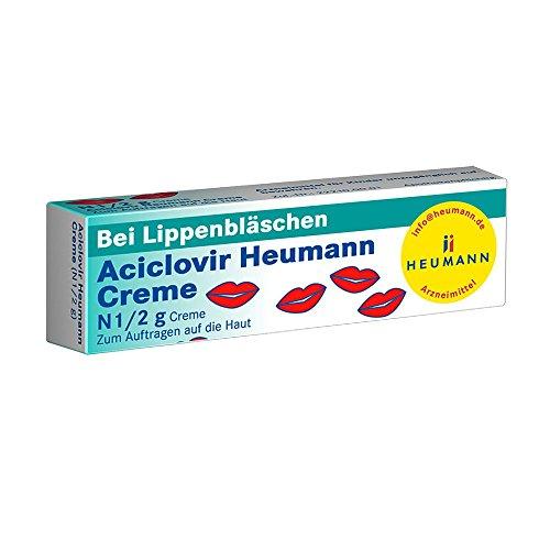 Aciclovir Heumann Creme, 2 g