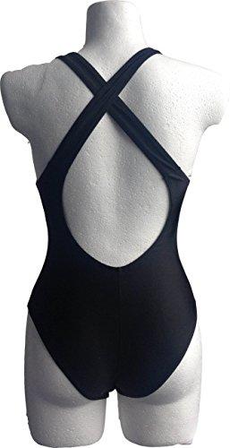 Princesa Carioca Brasil Damen Badeanzug Farbe: schwarz B48 Gr. XS - 3XL