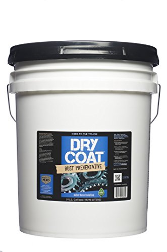 Armor Protective Packaging DCRP5GAL Dry Coat Rust Preventative, 5 gal