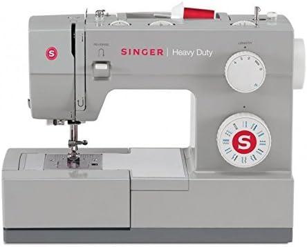 Estructura de metal-máquina de coser Singer 4423 - Grey.: Amazon ...