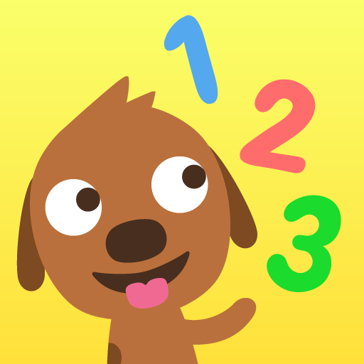 Sago Mini Puppy Preschool (Friendly Shapes)