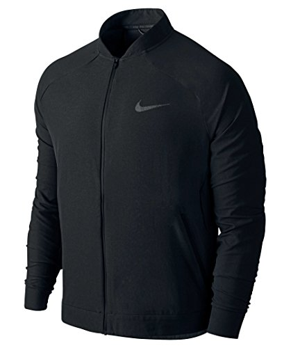 Nike Men's Tech Woven Full Zip Training Jacket Large by NIKE