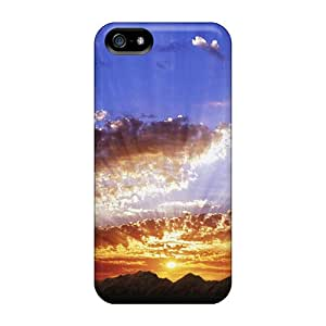 Iphone 5/5s Case Cover With Shock Absorbent Protective QUdIpiy5134OZarA Case