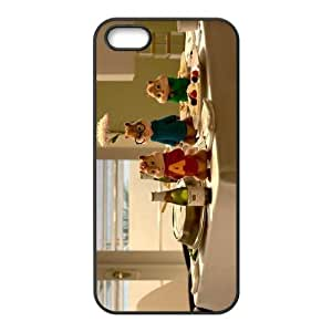SUPCASE Alvin and the Chipmunks: The Road Chip Poster series For iPhone 5, 5S Csaes phone Case THQ139087