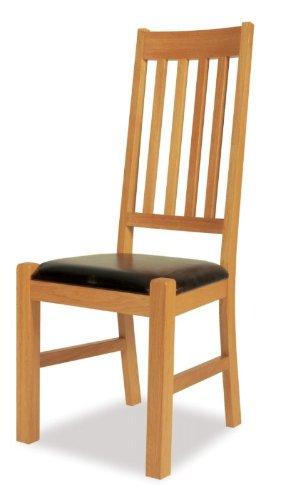 Hereford 4Esstisch Stühle Eiche massiv Holz Möbel