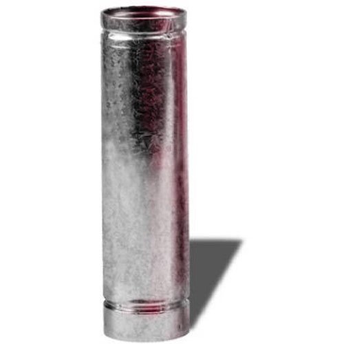 Galvanized Stove Pipe (SELKIRK 3VP-36 Pellet Stove Vent Pipe, 3