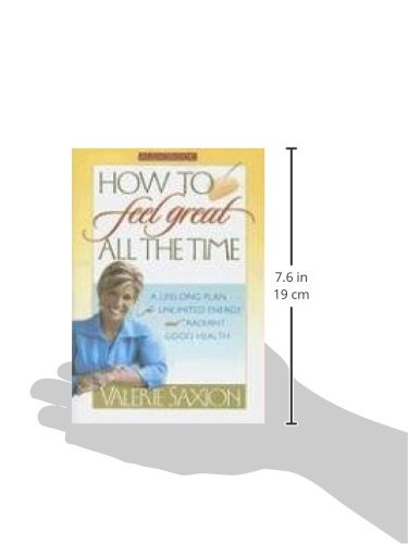 How To Feel Great Audio CD