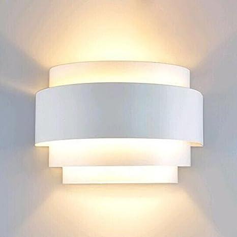 LightInTheBox Modern/Contemporary Wall Sconces 1 Light Wall Light Metal  Shade Glass Decoration E26/