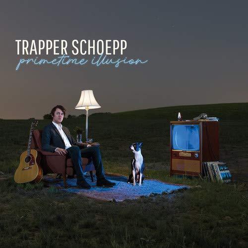 CD : Trapper Schoepp - Primetime Illusion (CD)