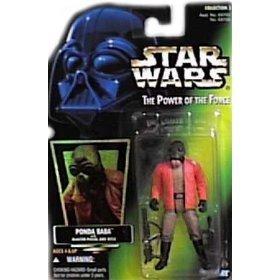 Hasbro Green - 1996 Hasbro Star Wars