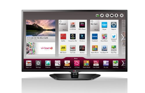 LG 32LN570U 32-inch Widescreen HD ready Smart LED TV with Freeview HD