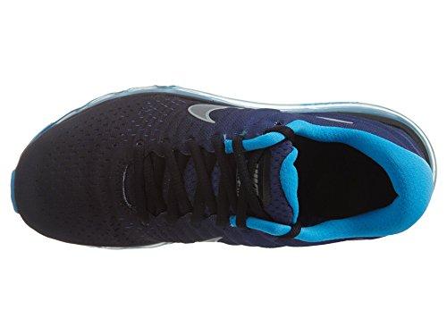 Nike 851622-002, Zapatillas de Trail Running para Niños Negro (Black / Summit White / Dk Purple Dust)