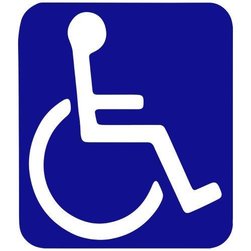 wheelchair bumper sticker - 5