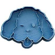 Cuticuter Yuri on Ice Maccachin Cookie Cutter, Blue