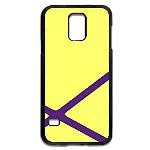 Samsung Galaxy S5 Cases Purple Crossroad Design Hard Back Cover Cases Desgined By RRG2G