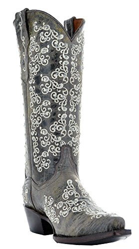 Mimosa Womens Cowboy Boosts By Soto Boots M50024 75