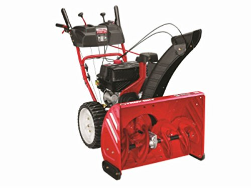 Troy-Bilt Storm 2890 243cc Electric Start 28-Inch Two-Stage Gas Snow Thower by Troy-Bilt