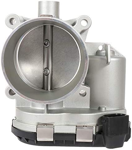 2.3L//2.4L//2.5L TekMaster TRB1222 Throttle Body compatible with 02-09 Volvo S60 Sedan