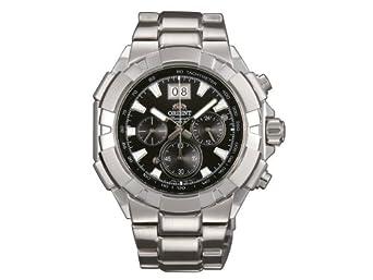 Orient Uhr Herrenuhr Chronograph FTV00003B