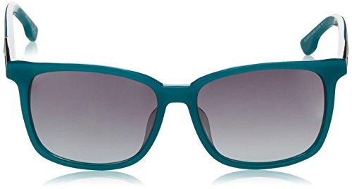 Blu Wayfarer Gafas Unisex Azul Adulto Eye Diesel 57 Sol de a8qw1R8xU