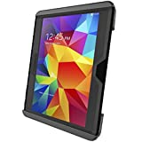 "RAM Tab-Tite™ Cradle for 10"" Tablets including the Samsung Galaxy Tab 4 10.1 and Tab S 10.5 with Otterbox Defender Case"
