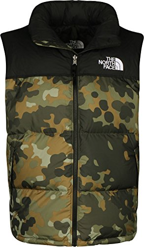 The 1996 Nuptse Vert North Gilet Face Homme 7waO7