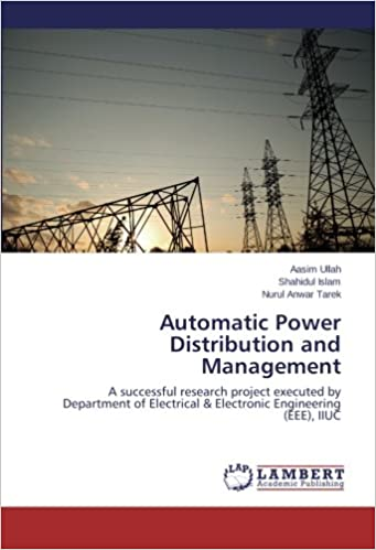 amazon automatic power distribution and management ullah aasim