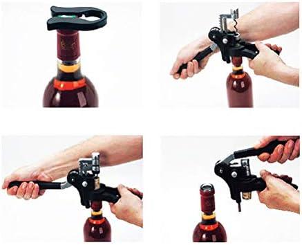 NOBRAND Sacacorchos Sacacorchos Creativo Lindo Estilo Conejo Sacacorchos Botella De Vino