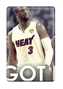 Best nba lebron james beat dwyane wade chris bosh miami heat NBA Sports & Colleges colorful iPad Mini cases 3354485I409655074