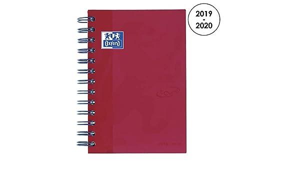 Amazon.com : Oxford 100735776 School Soft Touch 2018-2019 ...