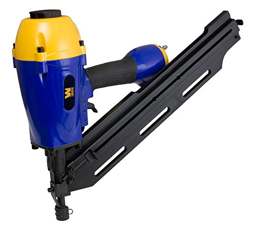 WEN 61798 Pneumatic 34-Degree Clipped Head Framing Nailer