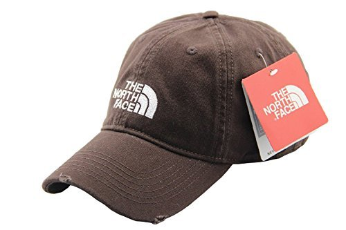 The North Face Unisex Adjustable Horizon Classic Cap (Coffee, One Size)