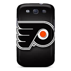 New Arrival Premium S3 Cases Covers For Galaxy (philadelphia Flyers)