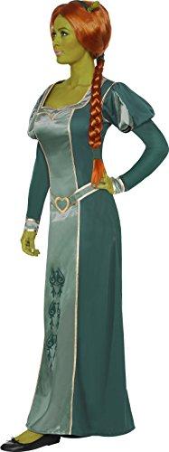 Smiffyu0027s Womenu0027s Shrek Fiona Costume Dress Headband u0026 Ears Shrek Colour Green Size M 39452 Smiffys Amazon.co.uk Toys u0026 Games  sc 1 st  Amazon UK & Smiffyu0027s Womenu0027s Shrek Fiona Costume Dress Headband u0026 Ears Shrek ...