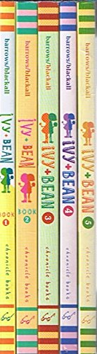 Ivy + Bean (Ivy & Bean) Volumes 1 Thru 5: Ivy + Bean / Ivy + Bean and the Ghost That Had to Go / Ivy + Bean Break the Fossil Record / Ivy + Bean Take Care of the Babysitter / Ivy + Bean Bound to Be Bad (Ivy Bean Take Care Of The Babysitter)