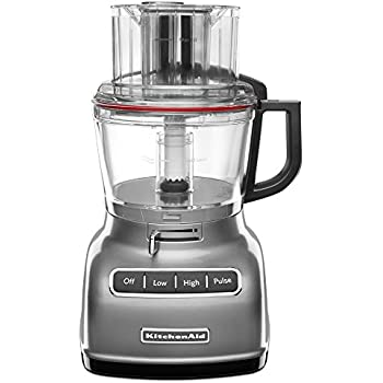 Amazon Com Kitchenaid Kfp720ob 7 Cup Food Processor With