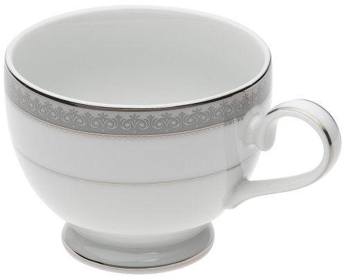 Mikasa Teacup - Mikasa Platinum Crown Tea Cup