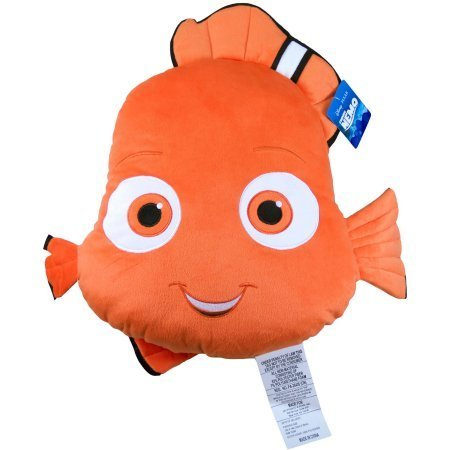 Disney's Nemo Face Pillow