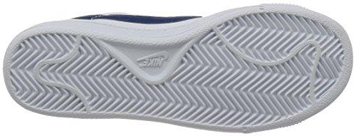 Nike 312498-138 - Zapatillas de deporte Niñas Blanco (White / Coastal Blue-Black)