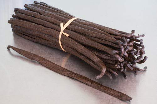 - Madagascar Vanilla Beans Grade A for Extract, Cooking and Baking (0.25Lb bulk) by FITNCLEAN VANILLA. 5