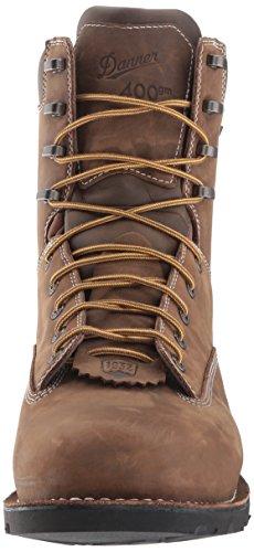 Danner Mens Gritstone Isolerad 400g Arbete Boot Brown
