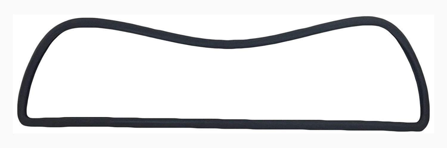 NAGD Gasket Compatible with 1999-2007 Ford F250 F350 F450 F550 F650 F750 Stationary Back Glass Window