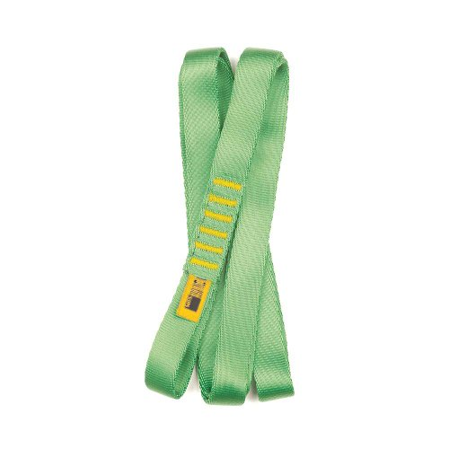 "Sterling 11/16"" 17mm Climbing Sling - Neon Green 30"""