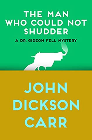 book cover of The Man Who Could Not Shudder