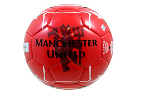 fan products of Manchester United FC Authentic Official Licensed Soccer Ball Size 4 -003 by RHINOXGROUP